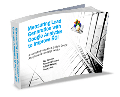 e-book: Measuring Lead Generation with Google Analytics to Improve ROI