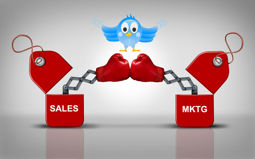Who Owns Twitter (Marketing or Sales)?