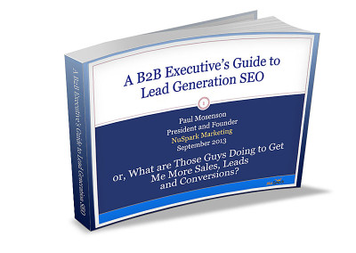 A B2B Executive's Guide to Lead Generation SEO