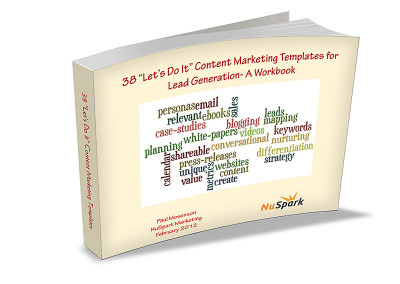 "38 ""Let's Do It"" Content Marketing Templates for Lead Generation"