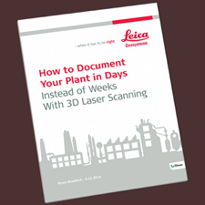 Using 3D Laser Scanning White Paper for Leica