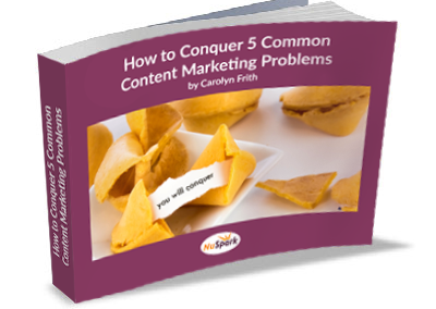 How to Conquer 5 Common Content Marketing Problems