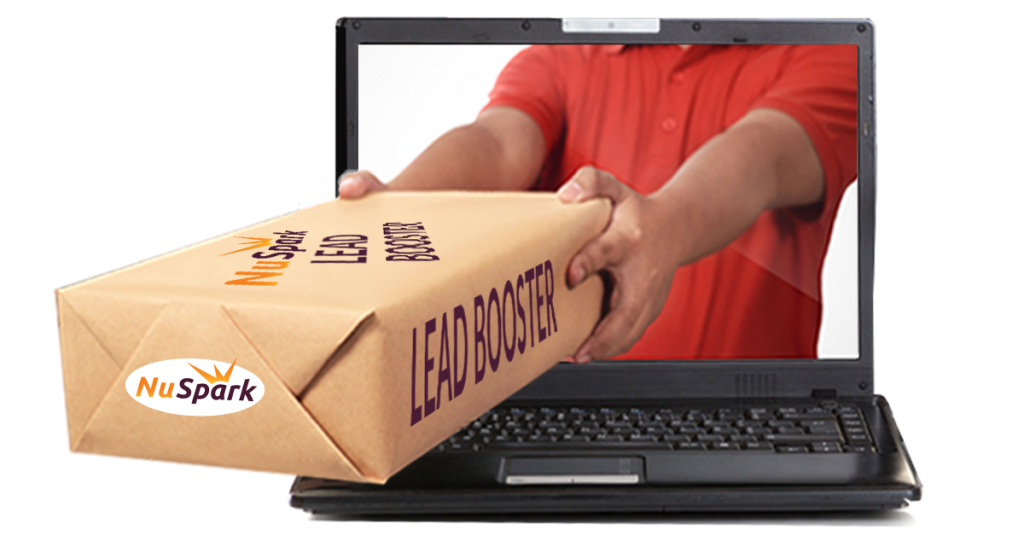 NuSpark is offering a new Lead Booster package. A quick combination of lead generating assets to re-energize your lead pipeline.