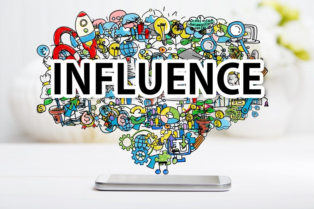 Guest Blogging Influence
