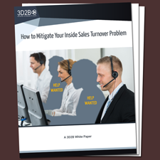 White Paper for Mitigating Sales Personnel Turnover Problem