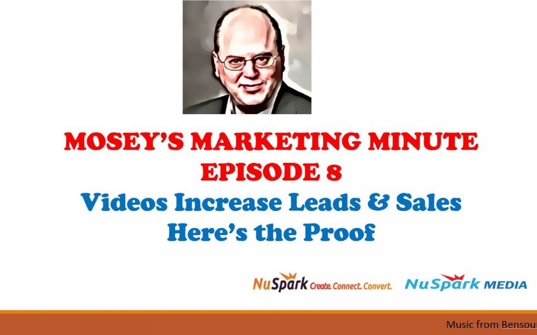 The Statistical Proof: How Video Increases Leads & Sales